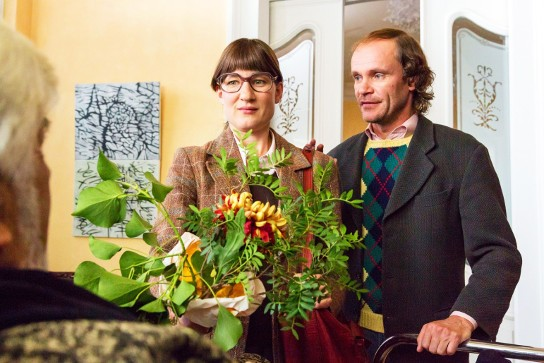 Olaf Schubert Ehefrau